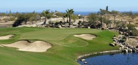 Cabo Del Sol Desert Course in Los Cabos Mexicos best golf courses