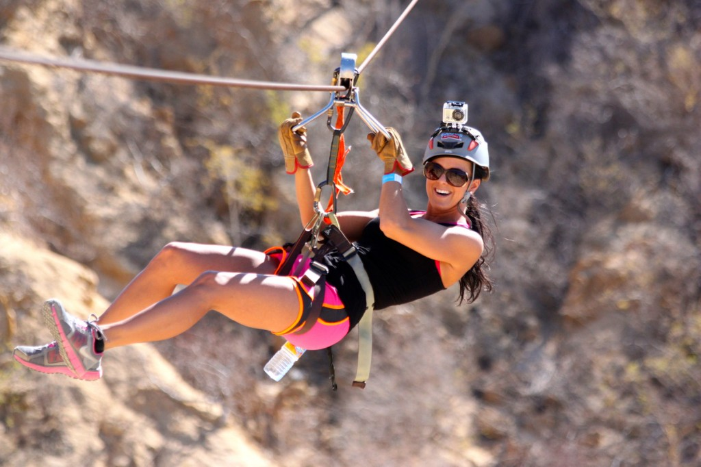 Cabo Zipline Canpoy tours at Wild Canyon